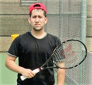 David J. teaches tennis lessons in Union City, NJ