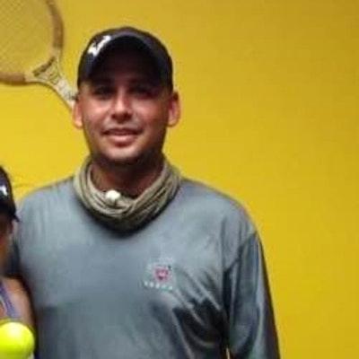Adrian P. teaches tennis lessons in Edinburg, TX