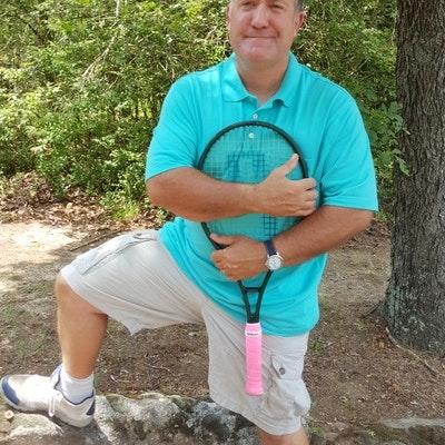 Bryan J. teaches tennis lessons in Salisbury, NC