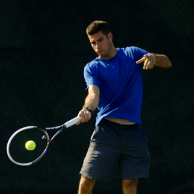Cagri S. teaches tennis lessons in Boca Raton, FL