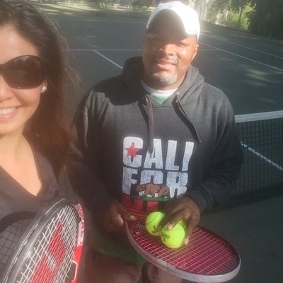 Cliff A. teaches tennis lessons in San Francisco, CA