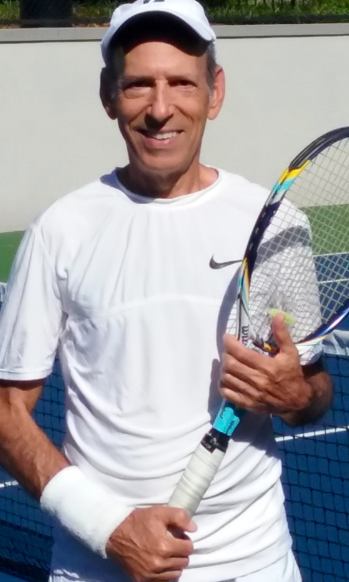 Jonny M. teaches tennis lessons in Brookhaven, GA