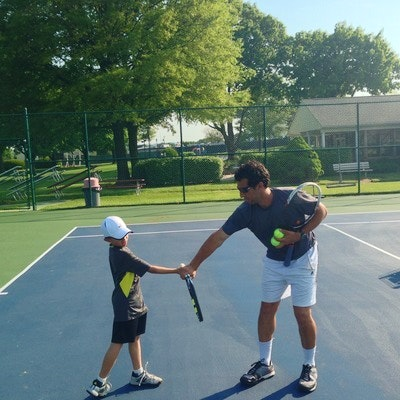 Jeff C. teaches tennis lessons in Lafayette Hill, PA