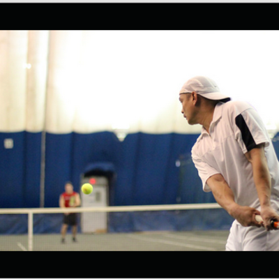 Darnell C. teaches tennis lessons in Tuckahoe, NY