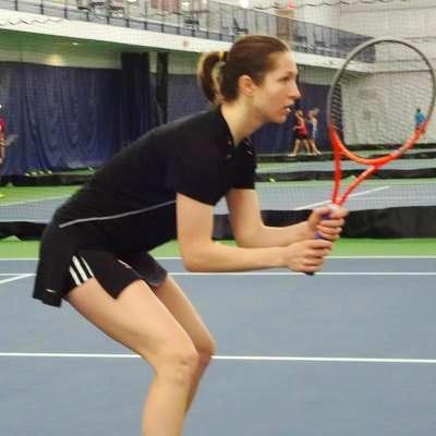Bo N. teaches tennis lessons in Washington, DC