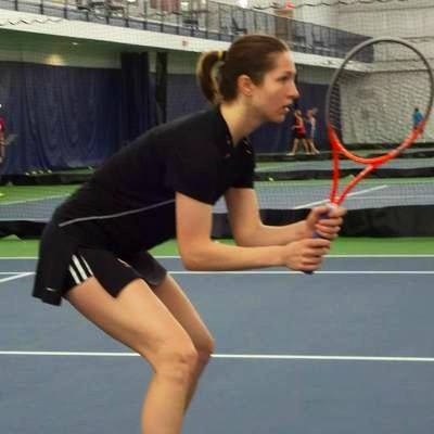 Bo N. teaches tennis lessons in Washington, DC