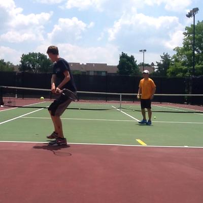 Dan B. teaches tennis lessons in Chandler, AZ