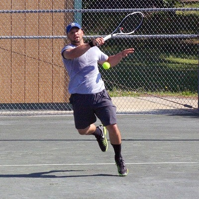 Matthew R. teaches tennis lessons in Siloam Springs, AR