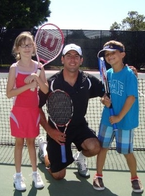 Juan G. teaches tennis lessons in San Diego, CA