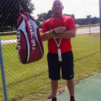 Jason H. teaches tennis lessons in Kingwood, TX