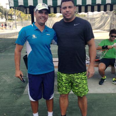 Jorge D. teaches tennis lessons in Hollywood, FL
