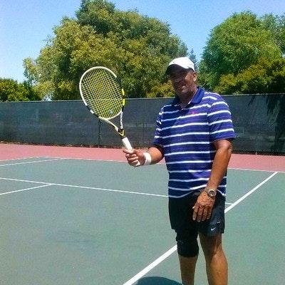 Daryl C. teaches tennis lessons in San Mateo, CA