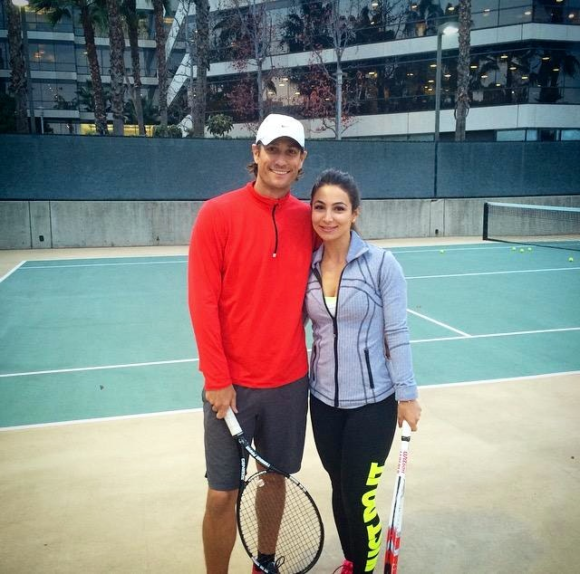 Troy M. teaches tennis lessons in Marina Del Rey, CA
