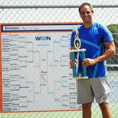 Matthew W. teaches tennis lessons in Southington, CT