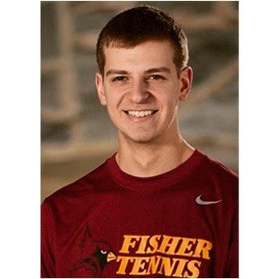 Kaelan C. teaches tennis lessons in Binghamton, NY