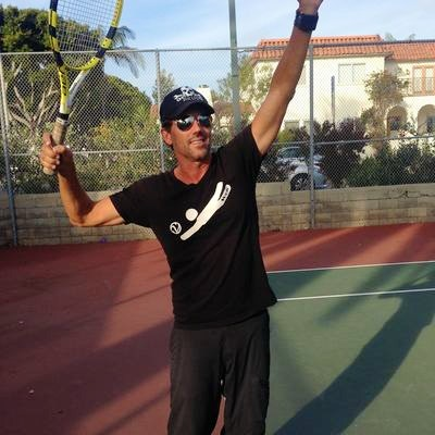 Michael J. teaches tennis lessons in Brentwood, CA
