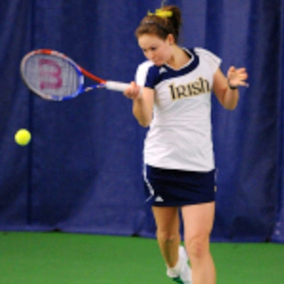 Chrissie M. teaches tennis lessons in Collingswood, NJ