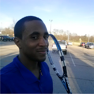 Aaron F. teaches tennis lessons in Atlanta, GA