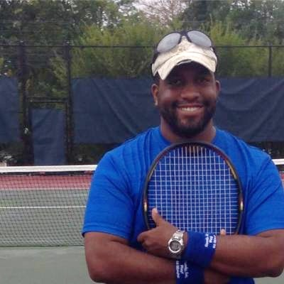 Carlton J. teaches tennis lessons in Norristown, PA