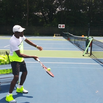 James B. teaches tennis lessons in Atlanta, GA