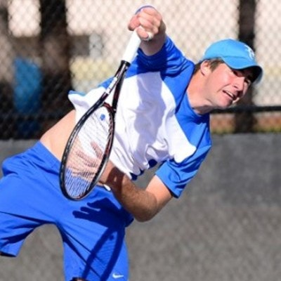 Joel H. teaches tennis lessons in Sunnyvale, CA