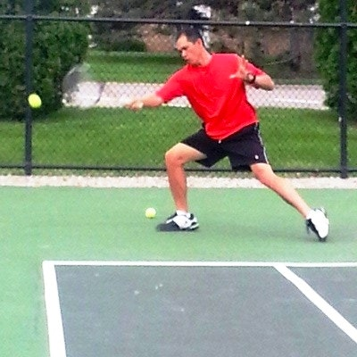 Bora S. teaches tennis lessons in Spencerport, NY