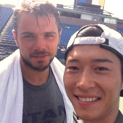 Lee W. teaches tennis lessons in Little Falls, NJ