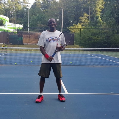 Herman L. teaches tennis lessons in Lithonia, GA