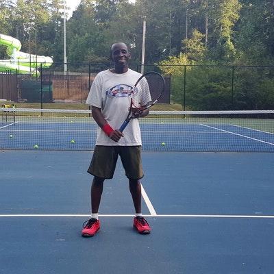 Herman L. teaches tennis lessons in Lithonia, GA