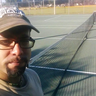 Pedro C. teaches tennis lessons in Kissimmee , FL