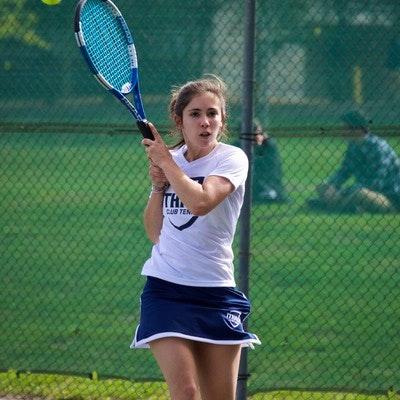 Deanna N. teaches tennis lessons in Ithaca, NY