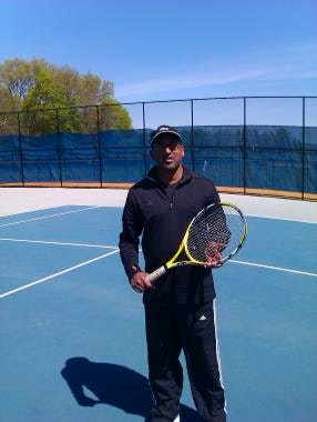Rushan S. teaches tennis lessons in Marietta, GA