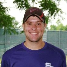 Andrew K. teaches tennis lessons in Louisville, KY