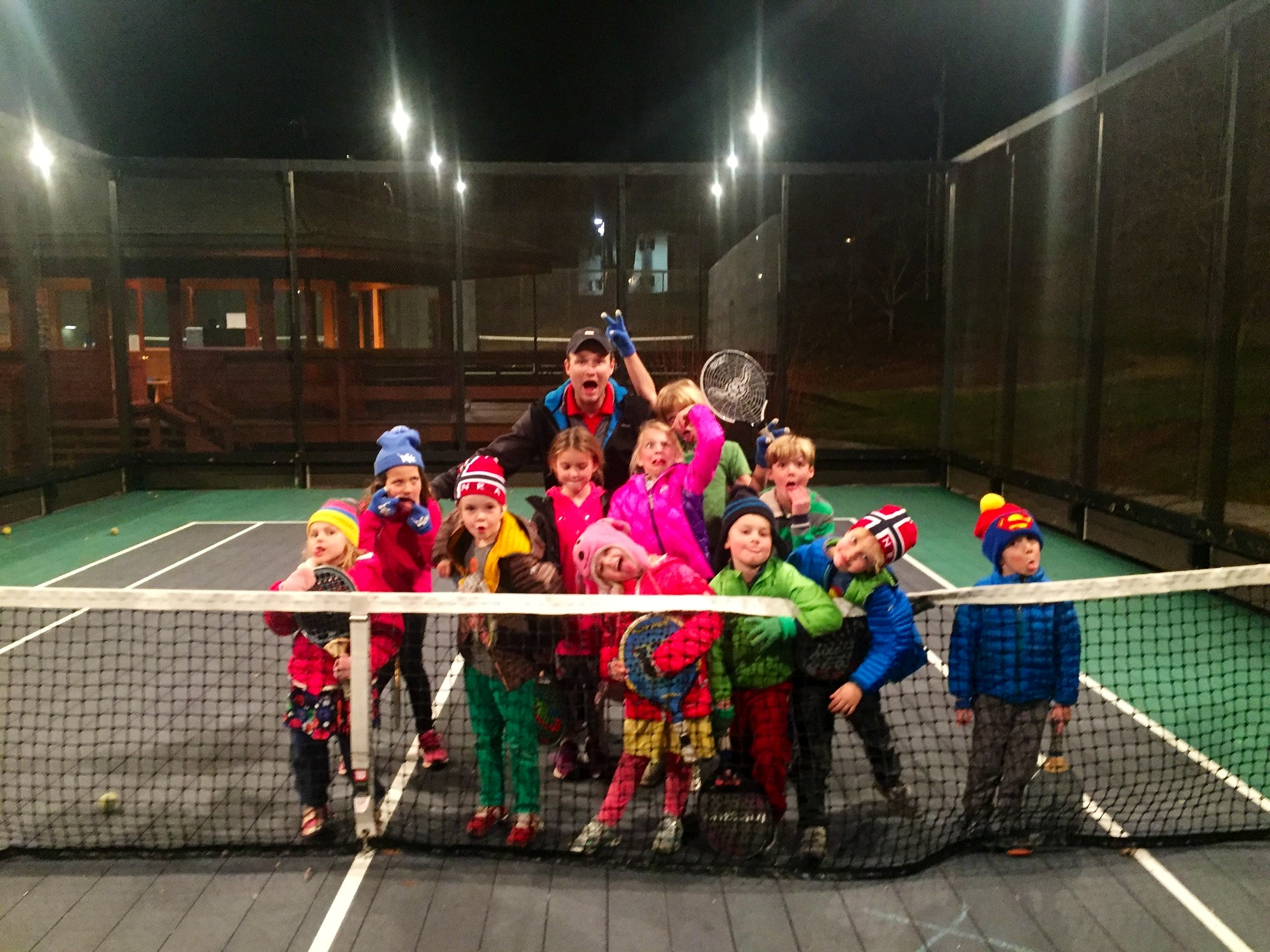 Andrew C. teaches tennis lessons in St. Louis, MO