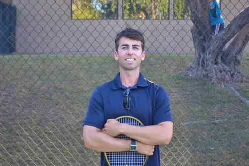 Sean R. teaches tennis lessons in Scottsdale, AZ