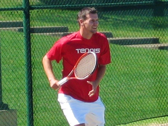 Nick A. teaches tennis lessons in Delray Beach, FL