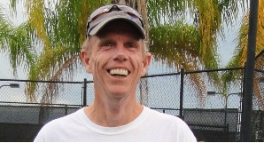 Coach Mac teaches tennis lessons in Cape Coral, FL