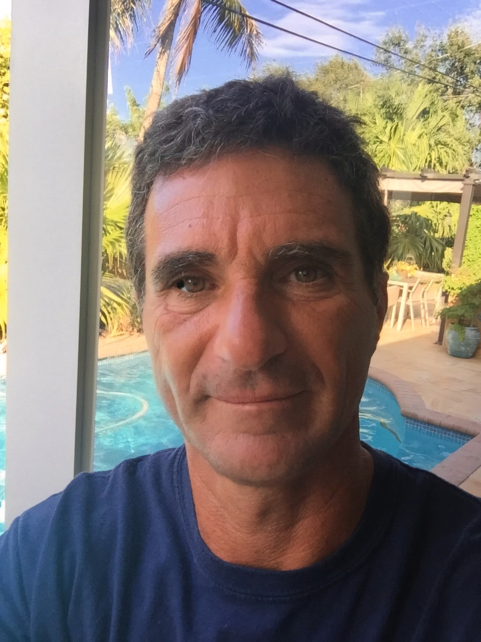 Giuseppe C. teaches tennis lessons in Fort Lauderdale, FLORIDA