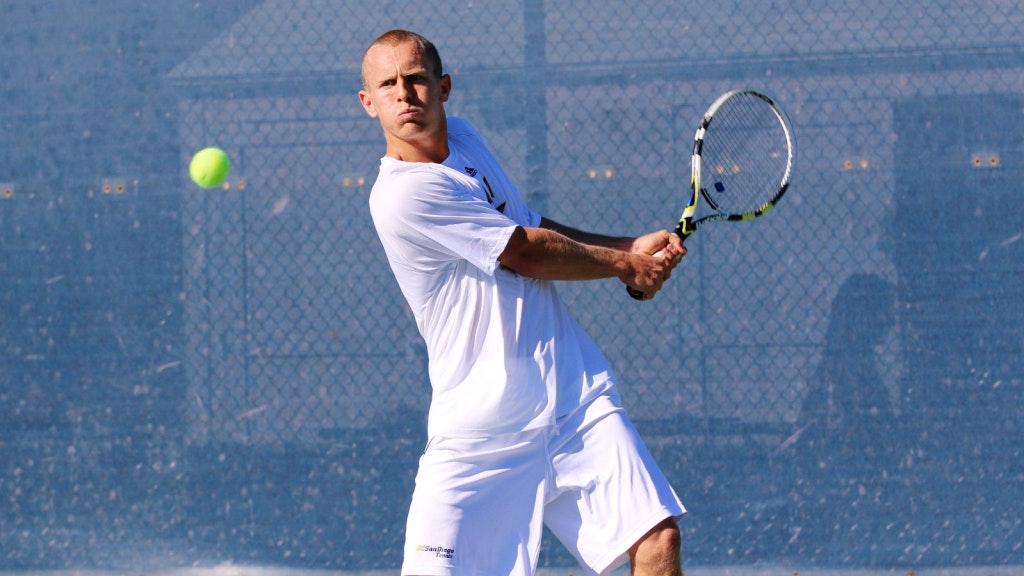 Mark M. teaches tennis lessons in San Diego, CA