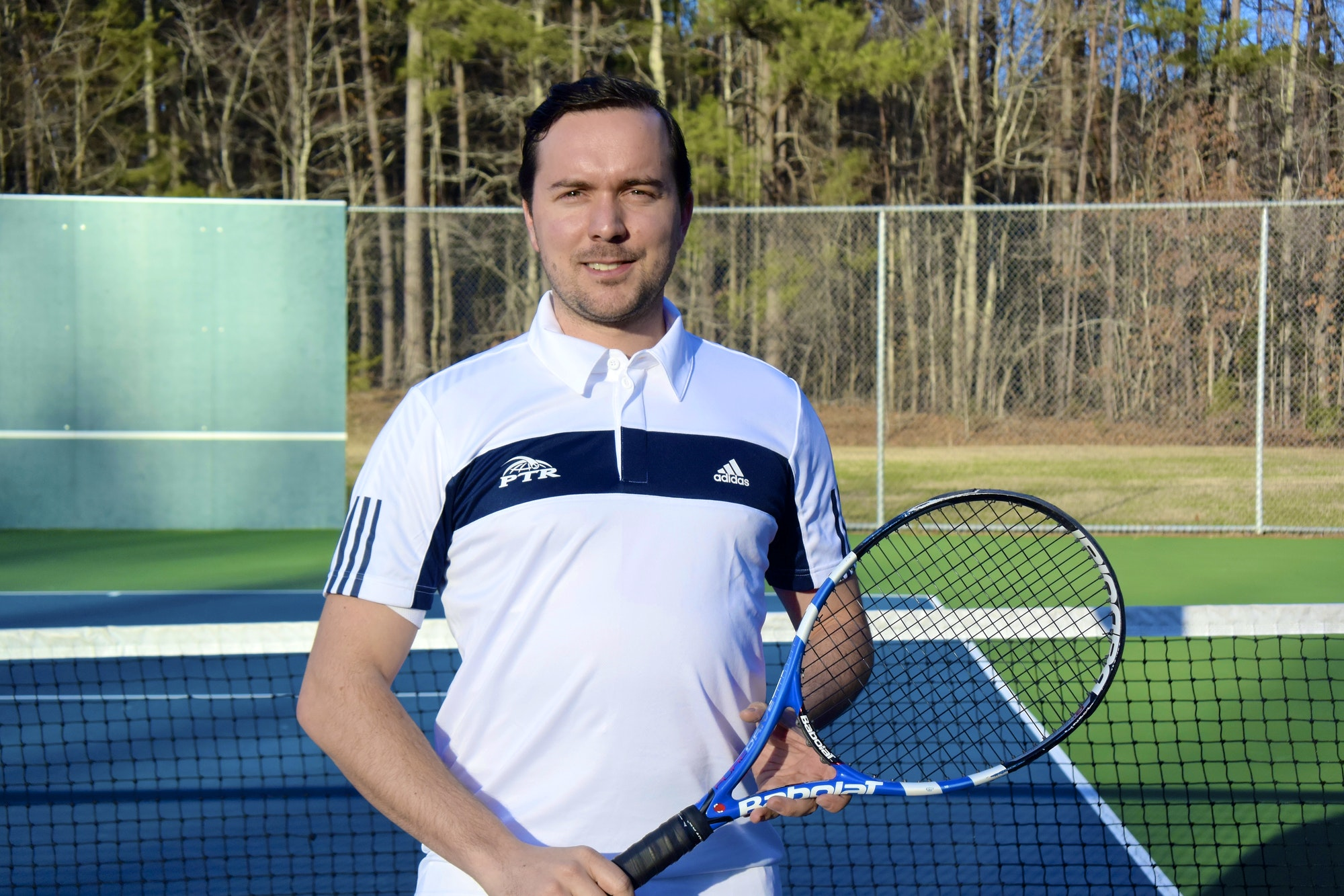 Alex H. teaches tennis lessons in Bentonville, AR