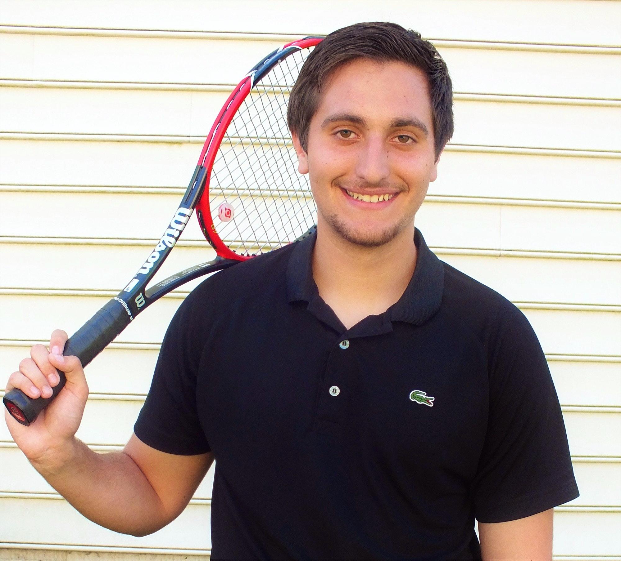 Alexander K. teaches tennis lessons in Nottingham, MD