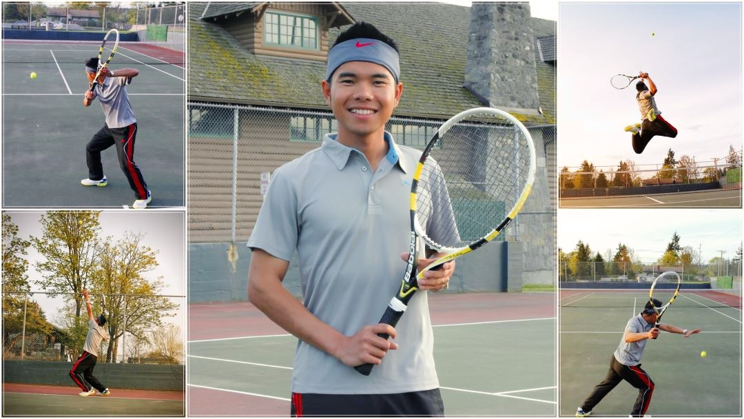 Viet T. teaches tennis lessons in Seatac, WA