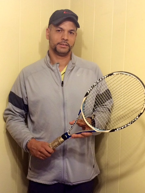 Joseph M. teaches tennis lessons in Bethpage, NY