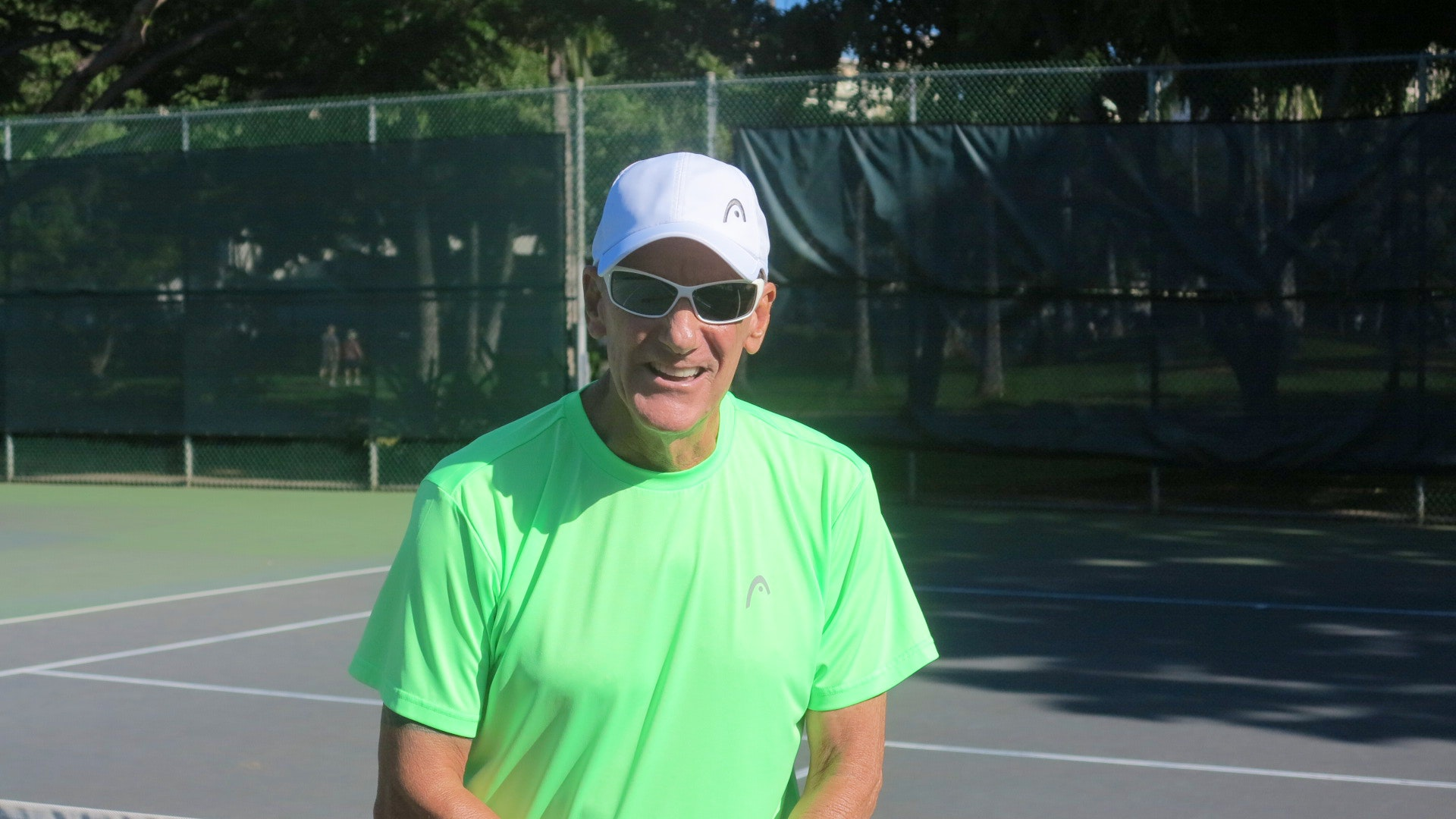 Dennis C. teaches tennis lessons in Honolulu, HI