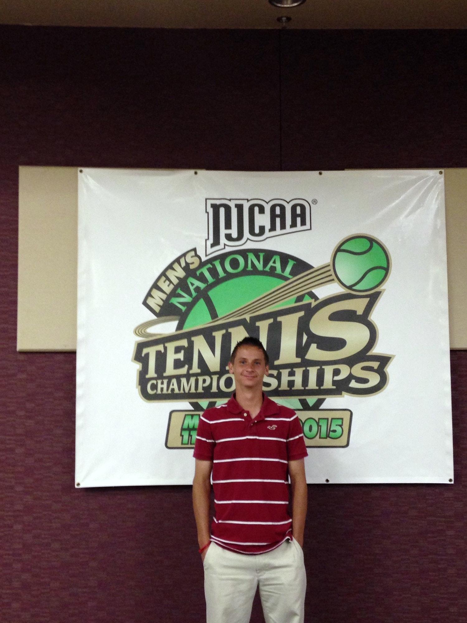 Derek G. teaches tennis lessons in Lumberton, NJ
