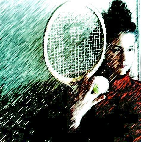 Ruzie D. teaches tennis lessons in Norfolk, VA