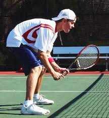 Ryan R. teaches tennis lessons in Wichita, KS