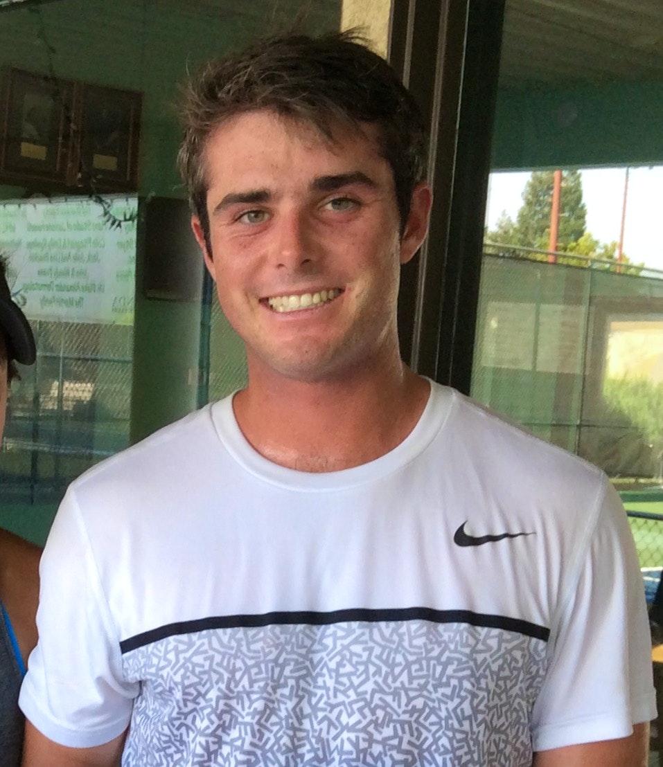 Thomas P. teaches tennis lessons in Vallejo, CA