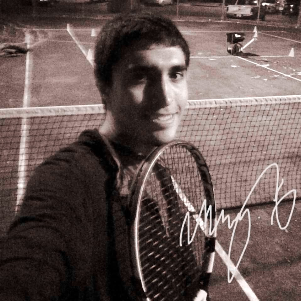 Manny G. teaches tennis lessons in San Antonio, TX