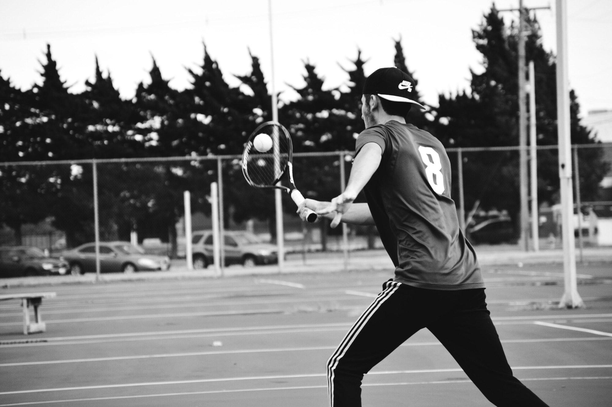 Tucker C. teaches tennis lessons in Tulsa, OK